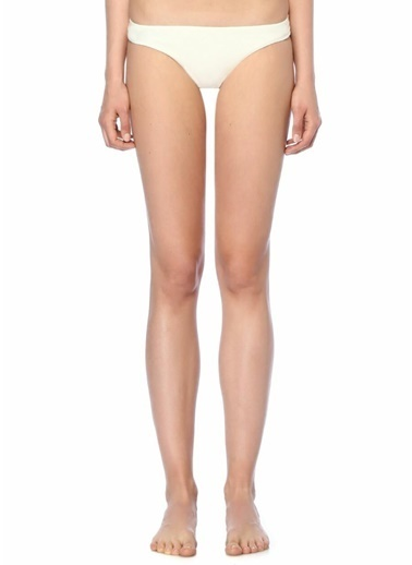 Vix Bikini Alt Beyaz